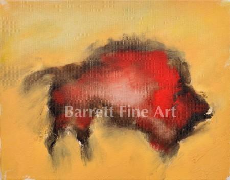 Bison Oil Good print copy copy