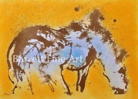 Blue Horse (c)2011