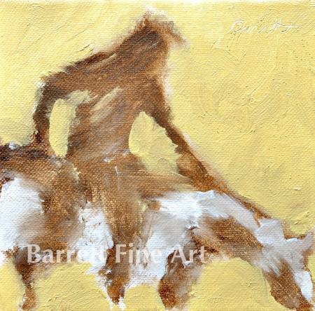 Brown Horse and rider 2011  copy