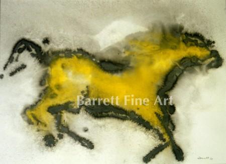 Yellow Horse (c)2005